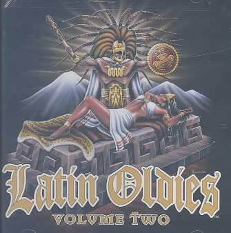 LATIN OLDIES 2 (CD)